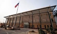 سقوط قذيفة قرب السفارة الأميركية في بغداد