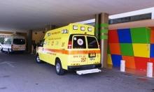 النقب: إصابة حرجة لطفلة بصعقة كهربائية