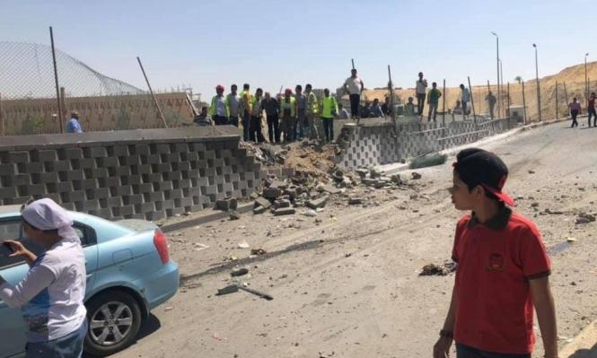 مصابون جراء انفجار بحافلة سياح في الجيزة بمصر