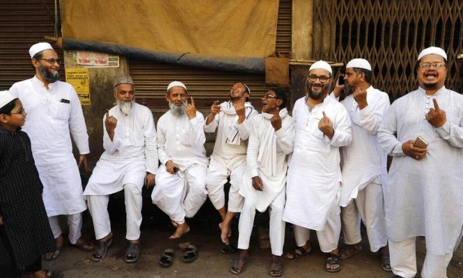الانتخابات الهندية