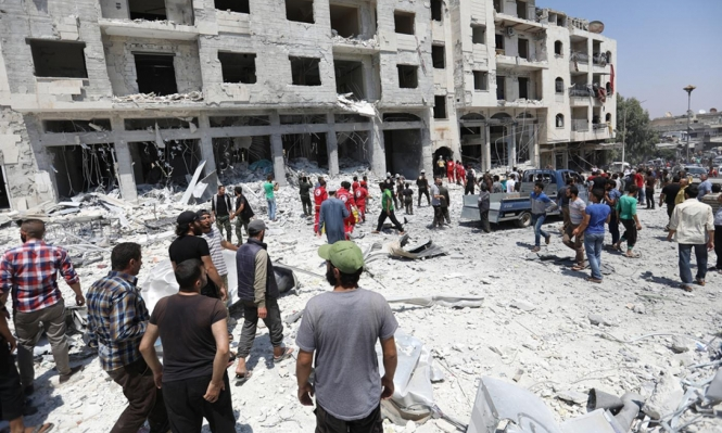 مقتل 3 مدنيين في هجمات للنظام بمحافظتي إدلب وحماة