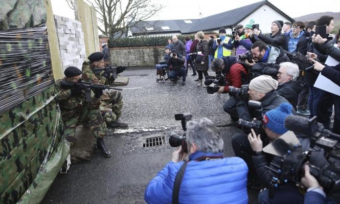 """تحذيرات من إعادة الصراع الدموي الإيرلندي جرّاء """"استفتاء حدود"""" محتمل"""