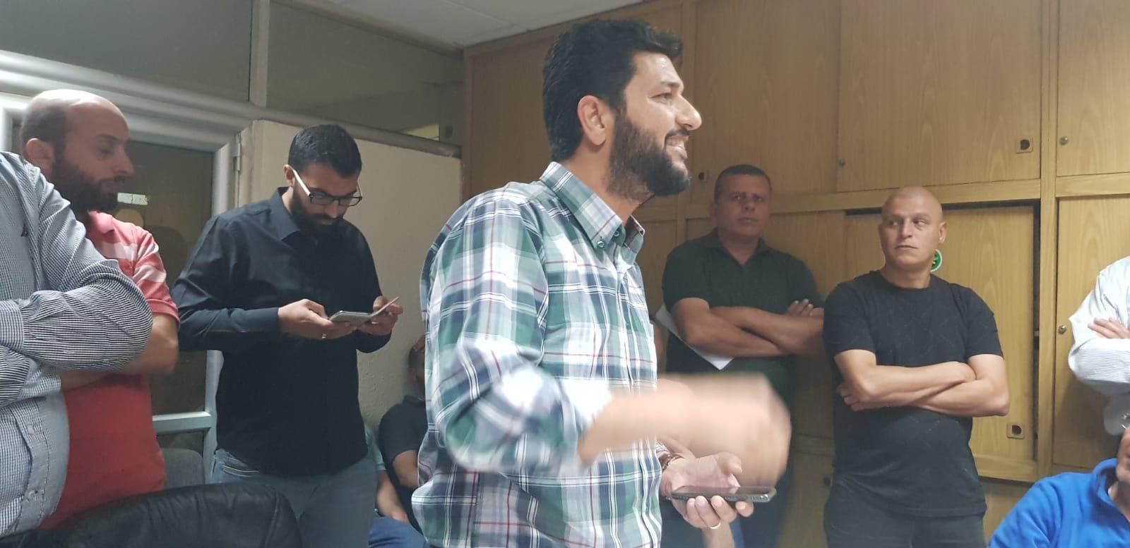 طمرة: حراك وغضب ومطالبة الشرطة بالكشف عن قتلة وسام ياسين
