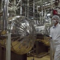 إيران تضاعف 4 مرات مستوى تخصيب اليورانيوم