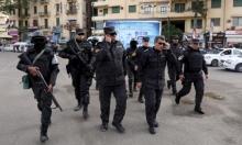 """الأمن المصري يقتل 12 شخصا بحجة أنهم منتمون لـ""""حسم"""""""