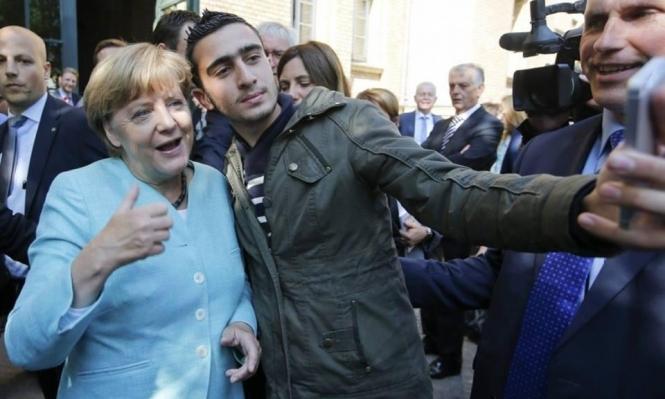 ألمانيا الأكثر إنفاقًا على اللاجئين في العام 2018