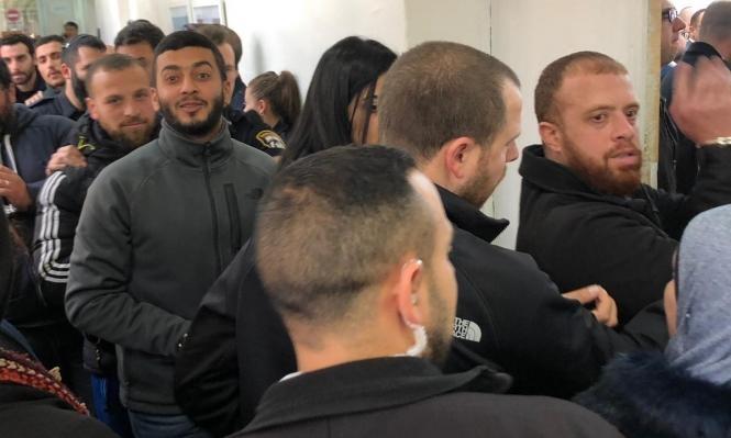 السجن الفعلي لمقدسيين شاركوا بحفل زفاف أسير محرر