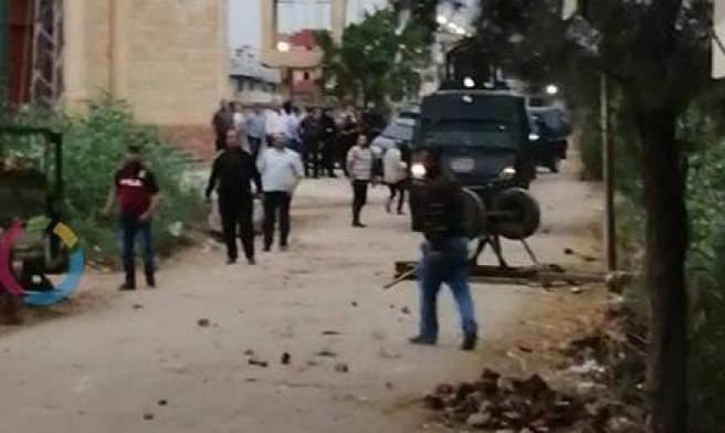 """مصر: الأمن يُحاصر قرية ليديا لـ""""طرد"""" فلاحيها"""