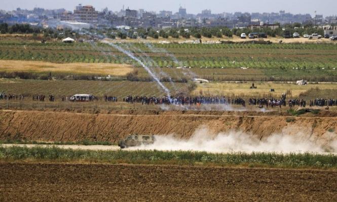 """خشية من صواريخ الكورنيت: تحصين مستوطنات """"غلاف غزة"""" بسواتر ترابية"""