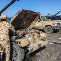 """الأمم المتحدة تحذر من """"حرب طويلة ودامية"""" في ليبيا"""