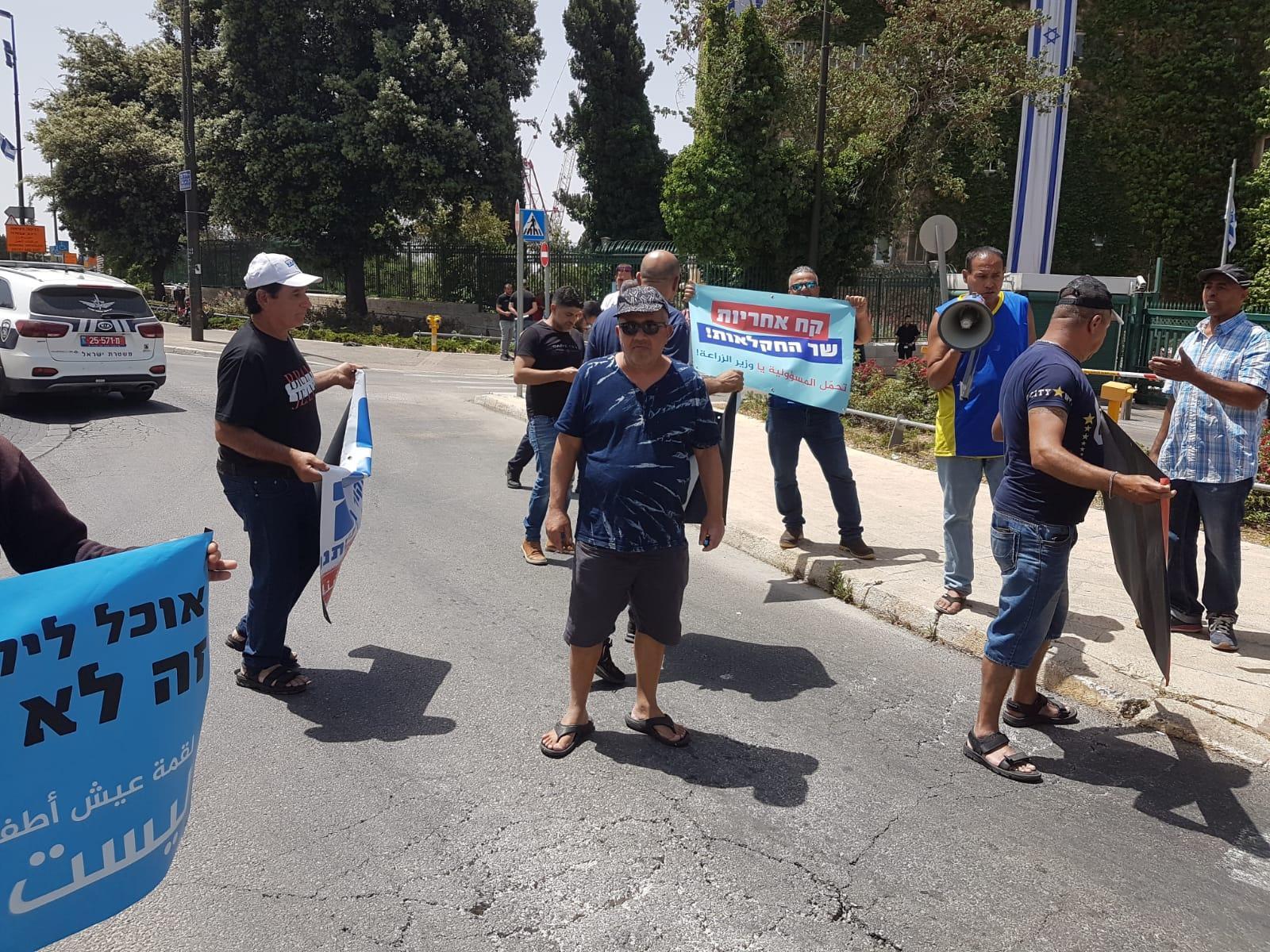 """تزامنا مع تظاهرتهم أمام """"المالية"""": الصيادون يلتمسون للعليا"""