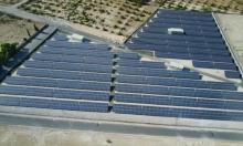افتتاح أولى محطات الطاقة المتجددة في أريحا