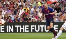 نجم برشلونة يعلق على اهتمام إنتر ميلان