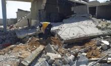 سورية: مقتل 12 مدنيا في غارات جوية على ريف إدلب