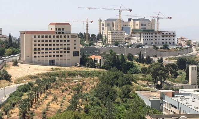 الناصرة ونتسيرت عيليت: صراع على الأرض