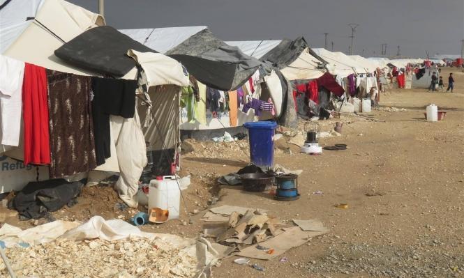 وضع إنساني مأساوي في مخيم الهول بسورية