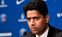 اتهام رئيس نادي باريس سان جيرمان بالفساد