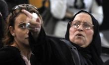 الأمن المصري يلغي عزاء ليلى مرزوق والدة أيقونة ثورة يناير