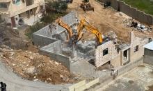 الاحتلال يهدم منزلا ويعتقل 10 فلسطينيين بالضفة
