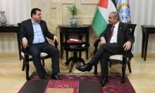 كتلة الجبهة تجتمع برئيس الوزراء الفلسطيني في رام الله