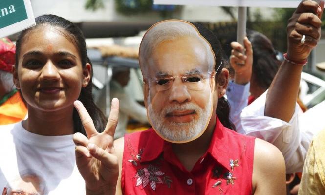 الهند: حزب مودي يفوز بالانتخابات ويحقق غالبية بالبرلمان