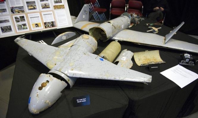 هجوم بطائرة مُسيّرة للحوثيين على منظومة الباتريوت بمطار نجران