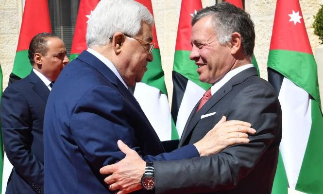 الملك عبد الله يجتمع بالرئيسين الفلسطيني والعراقي بعمان