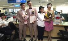 تايوان تحتفي بزواج 360 زوجا مثليًّا للمرة الأولى رسميًّا