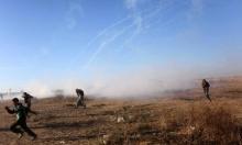 غزة: انطلاق فعاليات مسيرة العودة رغم الحر الشديد
