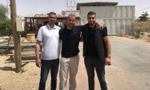 الناصرة: الأسير عبد الرحمن أبو سليم ينال حريته