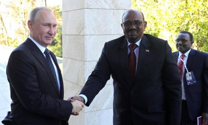 روسيا تكشف عن اتفاق مع السودان لاستخدام موانئه