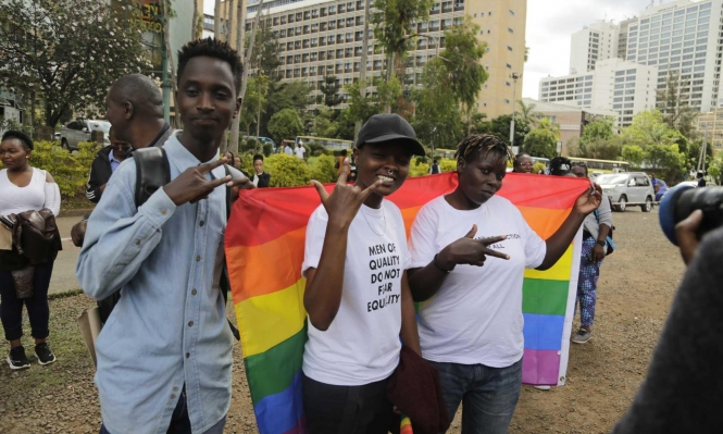 على عكس تايوان.. كينيا تحكم بتجريم المثلية
