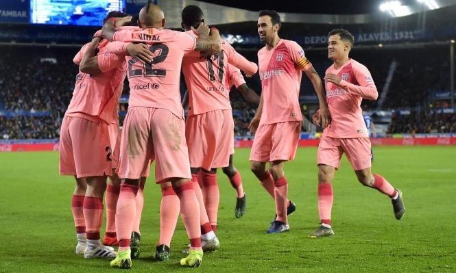 برشلونة يسعى لإبرام صفقة مجانية من توتنهام