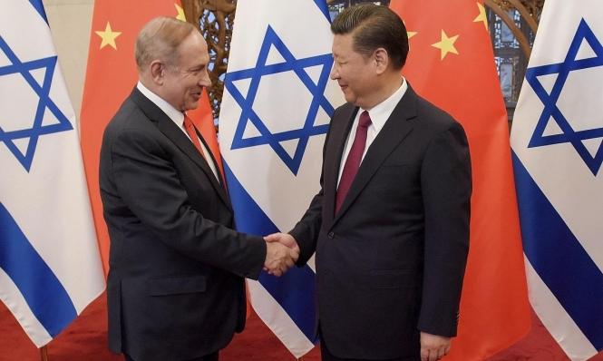 ضغوط أميركية لمنع نشاط شركات صينية في إسرائيل