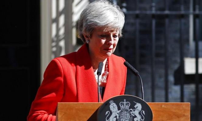 بريطانيا: ماي تقرر السابع من حزيران موعدا لاستقالتها