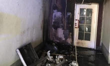 النيران تشتعل بمسجد في ألمانيا بفعل مجهول