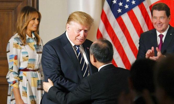 هل زيارة ترامب لليابان لمنع أزمة تجارية جديدة؟