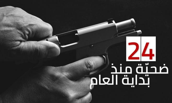 مقتل امرأة بالرملة يرفع عدد ضحايا العنف إلى 24 منذ بداية العام