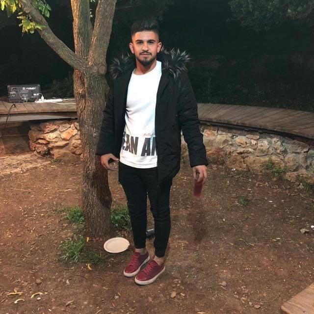 دانيال حلبي، ضحيّة الطعن في دالية الكرمل