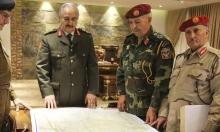 حفتر يدعو للقضاء على معارضيه قبل مفاوضات السلام!