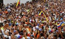 مفاوضات مباشرة بين الحكومة والمعارضة الفنزويلية لأول مرة