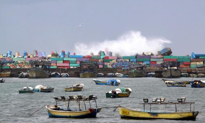 الاحتلال يوسع مساحة الصيد قبالة قطاع غزة
