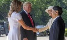 """ترامب: """"احترام كبير"""" لكوريا الشمالية وحوار مع إيران"""