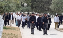 مستوطنون يقتحمون الأقصى واعتقالات بالضفة والقدس
