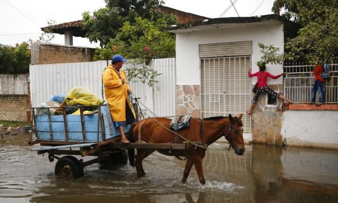 باراغواي: الفيضانات تشرد 70 ألف عائلة