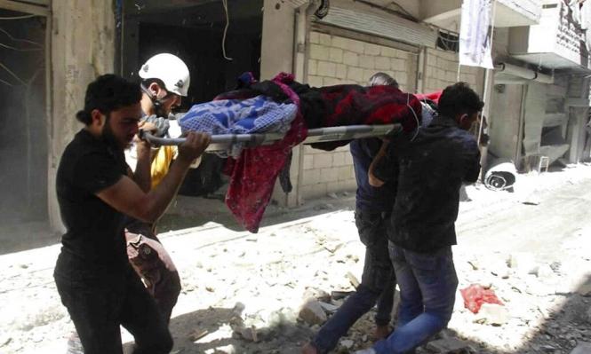 مقتل 18 مدنيا في غارات للنظام على إدلب