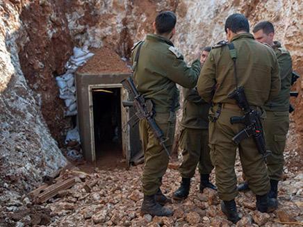 """الجيش الإسرائيلي يكشف عن """"النفق الأضخم لحزب الله"""""""
