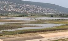 اجتماع تشاوري لمتابعة غرق سهل البطوف وقضايا المزارعين
