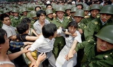 """اعتقالات وحجب مواقع إلكترونية بالصين عشية ذكرى """"تيان أنمين"""""""