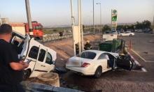مصرع امرأة وإصابة آخرين في حادث طرق قرب طمرة